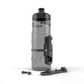 Fidlock Twist Bottle 600 incl. Mount black